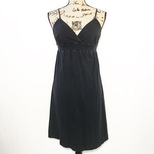 James Perse sleeveless blank tank top dress